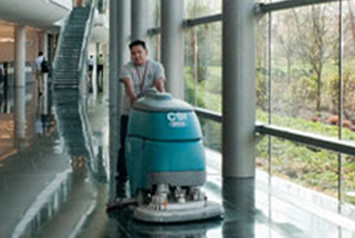 CSI INTERNATIONAL, INC. Green Seal Janitorial Services