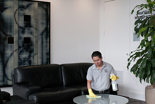 CSI International, Inc. Green Seal Cleaning Services