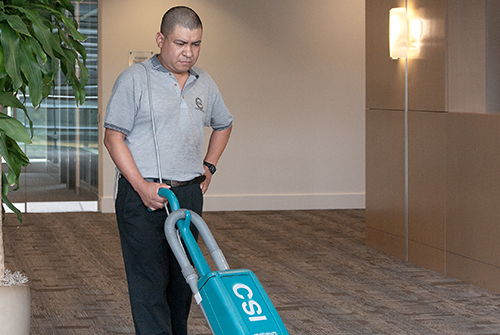 CSI International, Inc. Environmentally Friendly Cleaning