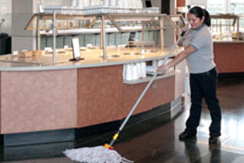 CSI International, Inc. Trenton New Jersey Green Seal Standard Of Cleaning