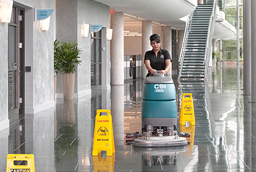 CSI International, Inc. Jersey City New Jersey Green Seal Cleaning Services