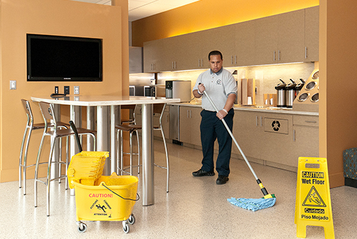 CSI International, Inc. Miami Beach Florida Environmentally Friendly Custodial