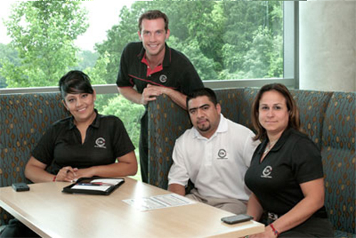 CSI International, Inc. Toms River New Jersey Green Seal Cleaning Services