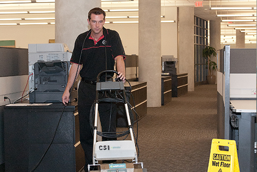 CSI International, Inc. Miami Florida Safe Janitorial Services